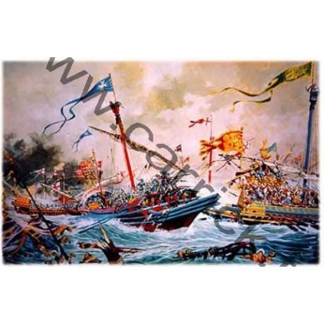 Poster La bataille de Lépante