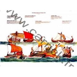 Poster De la barque...