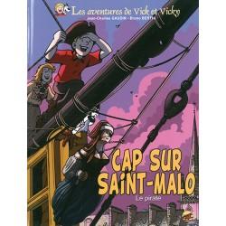 Cap sur Saint Malo