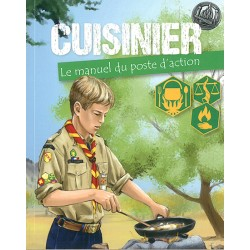 Cuisinier - Livret PA
