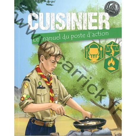 Cuisinier - Livret PA