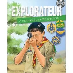 Explorateur - Livret PA