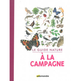 A la campagne - guide nature