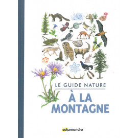 A la montagne - guide nature