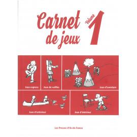 Carnet de jeux - Tome 1