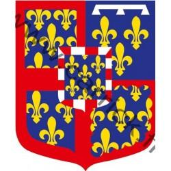 Ecusson - Val de Loire
