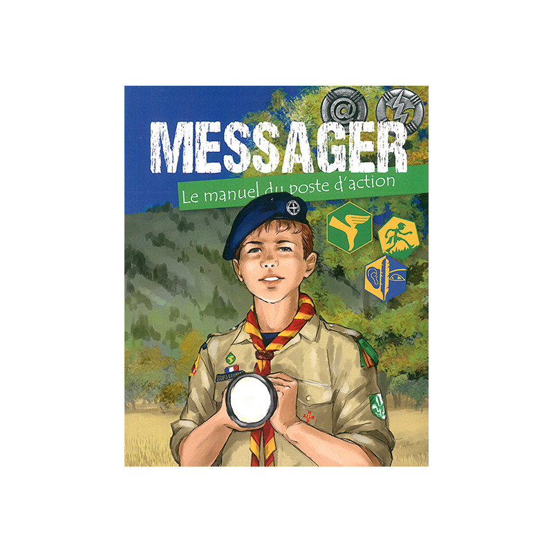 livret PA messager