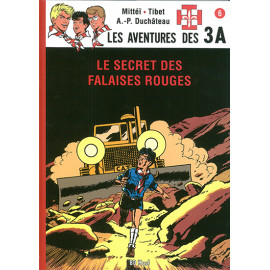 Le secret des falaises rouges
