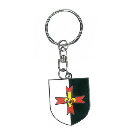 Porte clé blason GSE