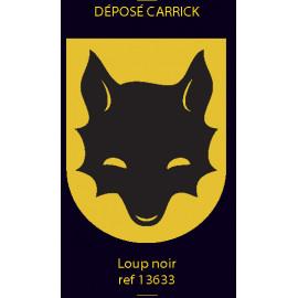 Loup de sizaine noir