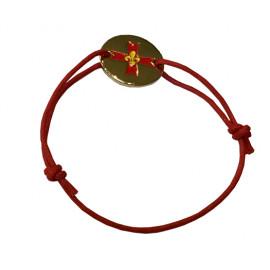 Bracelet brésilien GSE - rouge