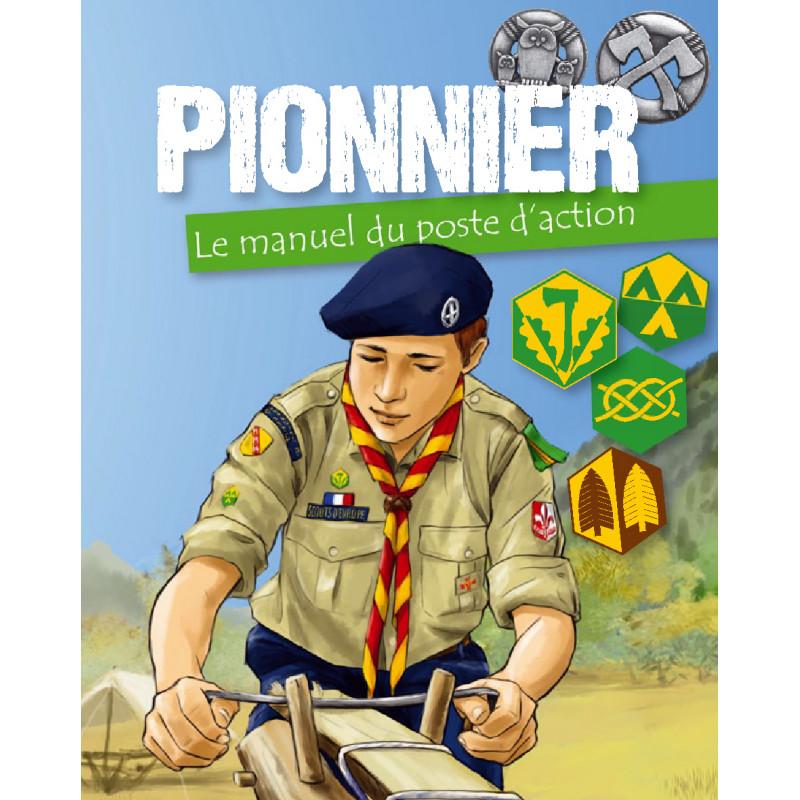 Pionnier - livret PA