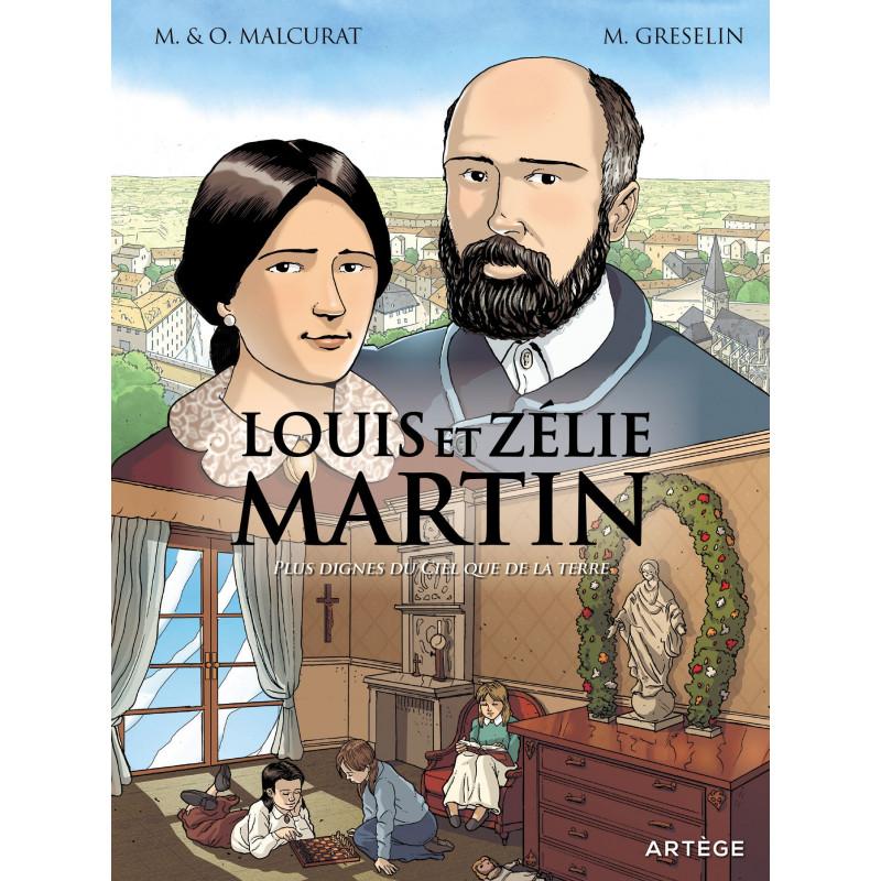 Louis et Zélie Martin - BD