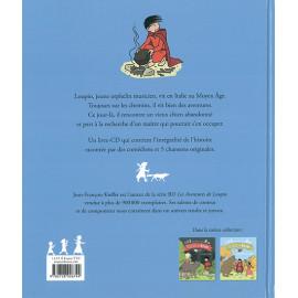 Le chien ronchon - livre CD