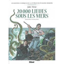 20 000 lieues sous les mers - BD