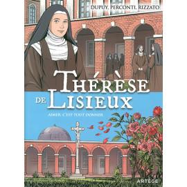 Thérèse de Lisieux - BD