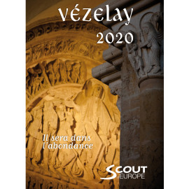 Livret Vezelay - 2020