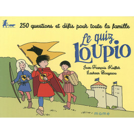 Quiz Loupio - jeu
