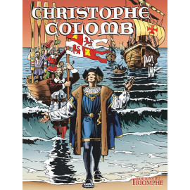 Christophe Colomb - BD