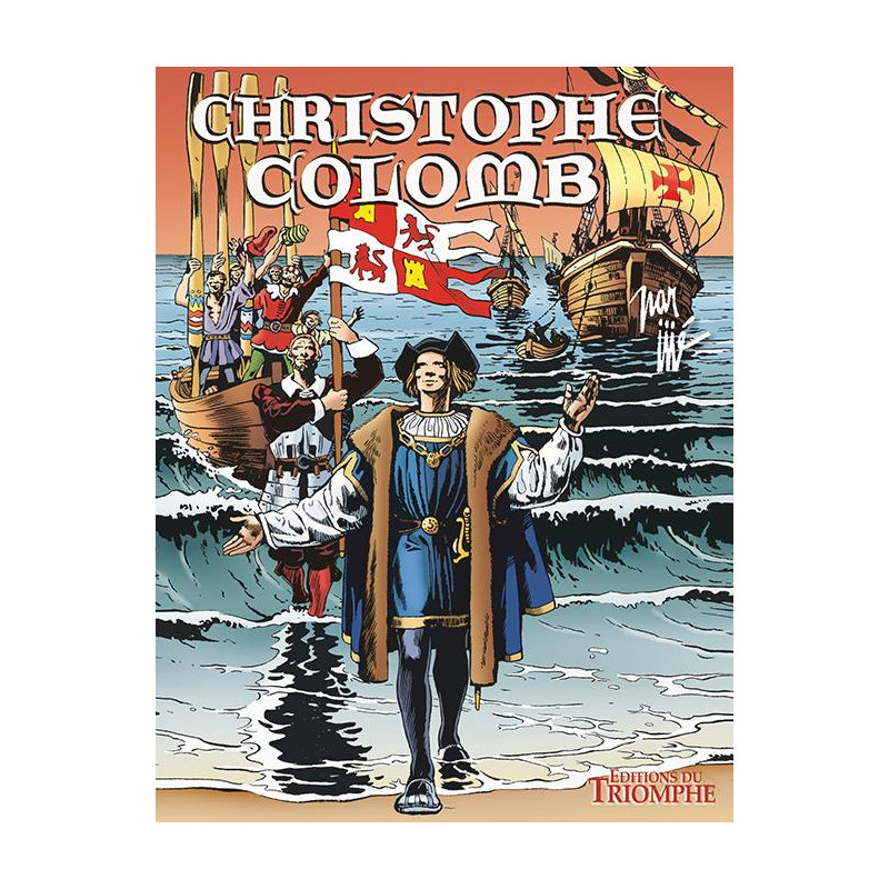Christophe Colomb - BD