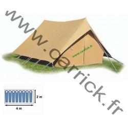 Tente Patrouille - 8 places