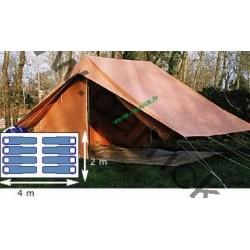 Tente Eurojam supérieure - 8 places