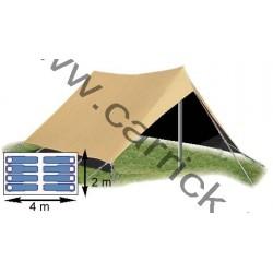 Double-toit - tente Eurojam...