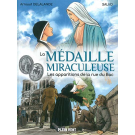 La médaille miraculeuse - BD