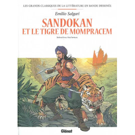 Sandokan et le tigre de Mompracem - BD