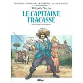 Le capitaine Fracasse - BD
