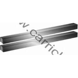 Barre à feu (x 2) longueur de 75 cm