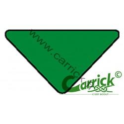 Triangle de sizaine vert -...