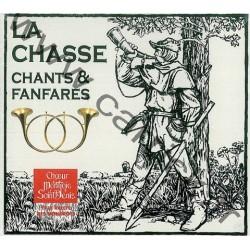CD La chasse - chants et...
