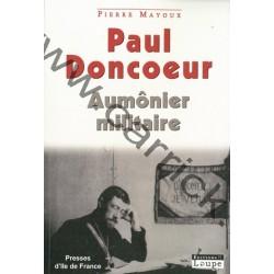 Paul Doncoeur – Aumônier...
