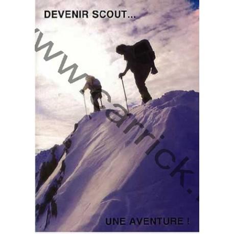 Devenir scout,  une aventure