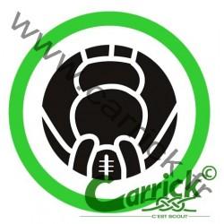 Badge scout - jeux collectifs