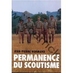 Permanence du scoutisme