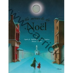 Un miracle de Noël – Livre CD