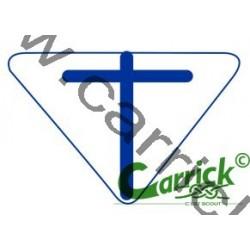 Badge lvt - Eclaireur de la Foi