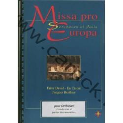 Missa pro Europa -...