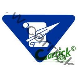 Badge lvt - Hirondelle zélée