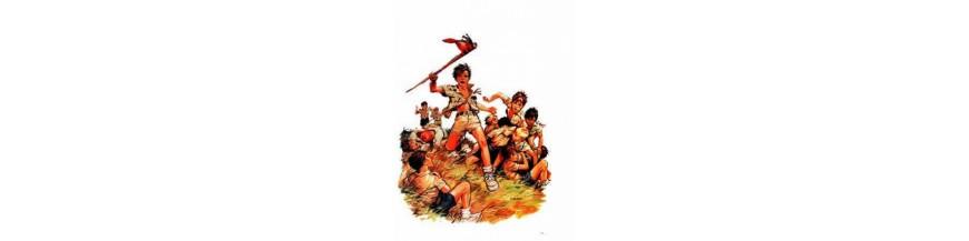 Cartes Scoutes - Louvetisme