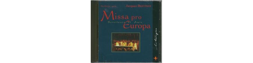 Missa pro Europa