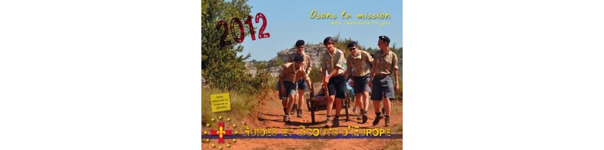 Calendriers scouts