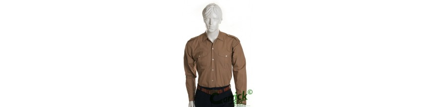 Chemise uniforme scout